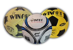 Indoor and Futsal Balls