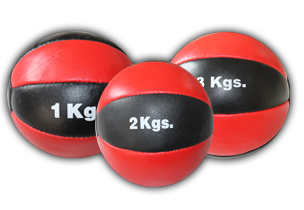 Genuine Leather Medicine Balls